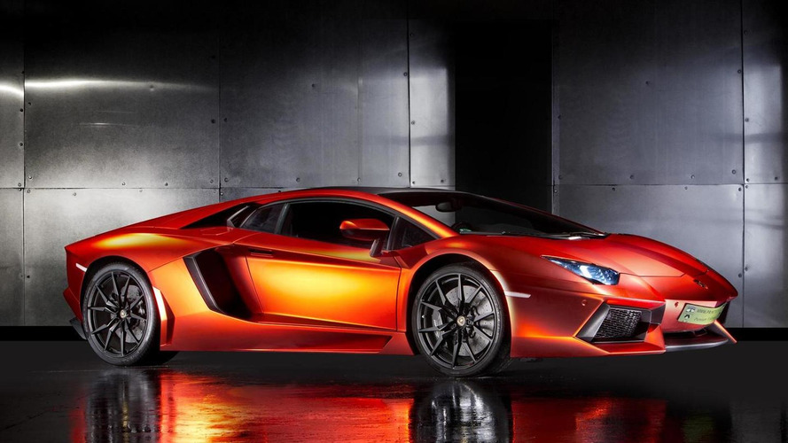 Lamborghini Aventador gets a jaw-dropping wrap from Print Tech