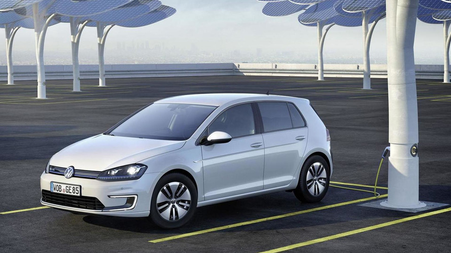 US-spec Volkswagen e-Golf to debut in Los Angeles, will go on sale in late 2014