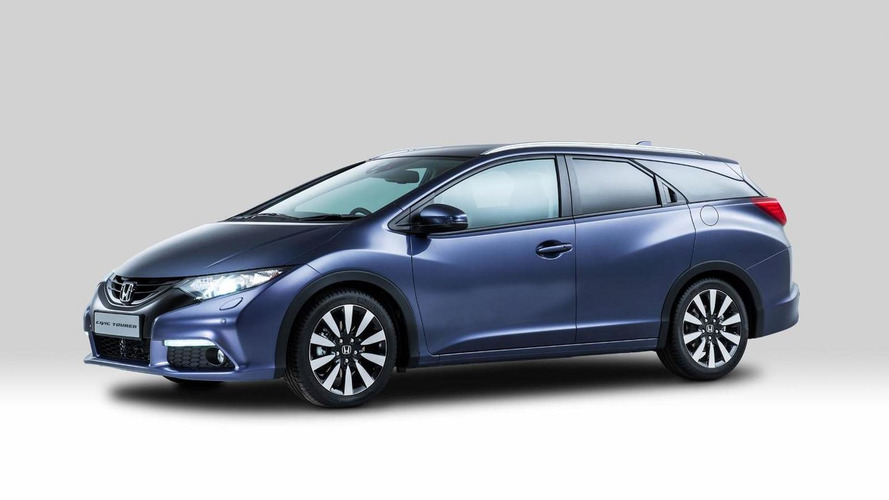 Honda Civic Tourer Pricing Announced (UK)