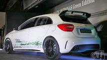 2014 Mercedes-Benz A45 AMG PETRONAS Green Edition