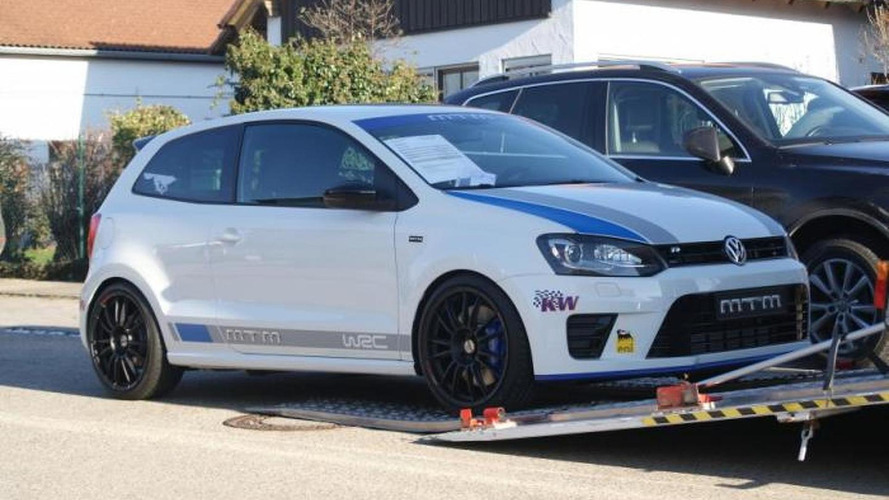 MTM Volkswagen Polo WRC Street to debut in Essen with 315 HP