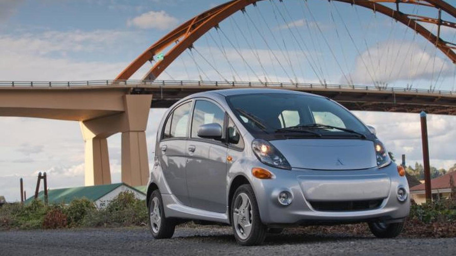 2014 Mitsubishi i-MiEV unveiled with a $6,130 price cut