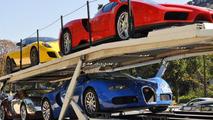 Seized supercars 17.07.2013