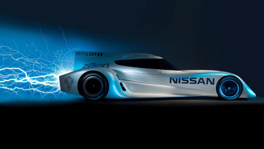 Nissan ZEOD RC revealed for Le Mans [video]