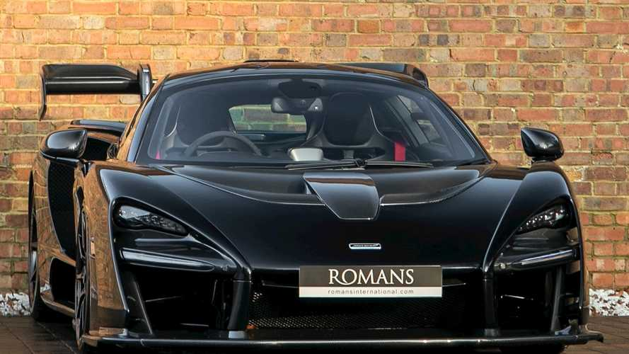 McLaren Senna - Romans International