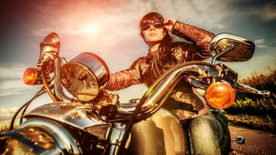 Women Now Represent 19 Percent Of All Motorcyclists