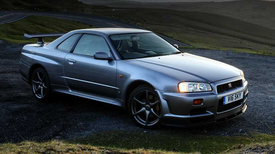 Nissan Building New Parts For Classic R33, R34 Skyline GT-R