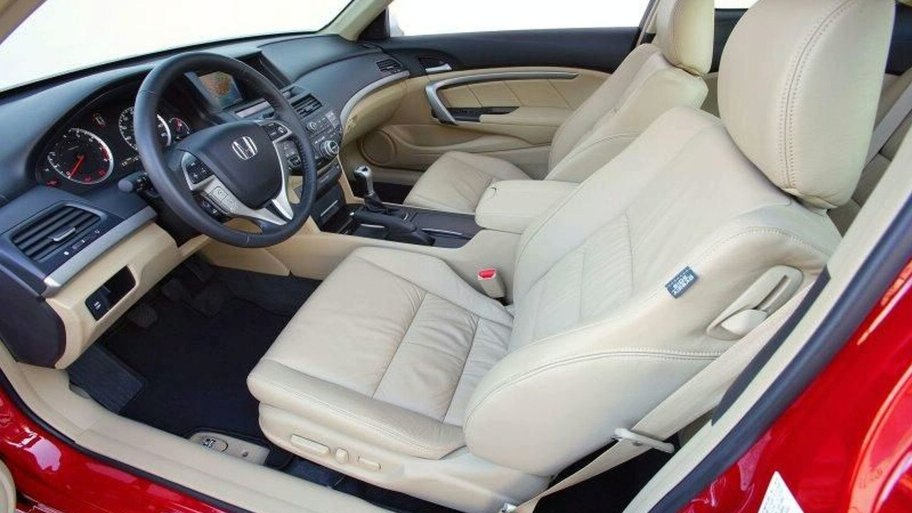 2008 Honda Accord Ex L V6 >> 2008 Honda Accord Ex L V6 Coupe Motor1 Com Photos