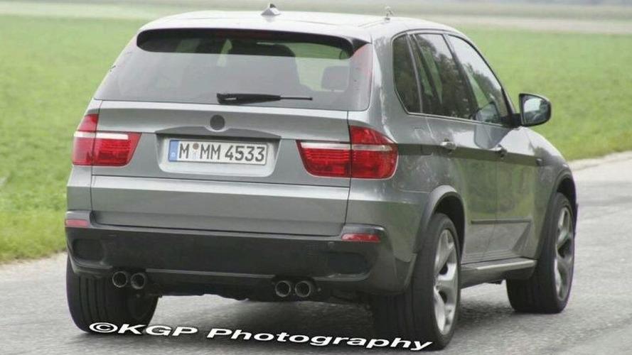 Spied BMW X5 M Prototype Shows New Evidence
