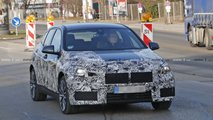 2020 BMW 1 Series spy photos