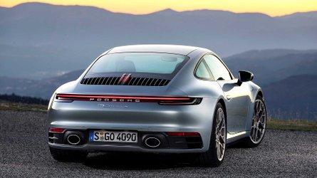 Yeni Porsche 911 tüm ihtişamıyla tanıtıldı