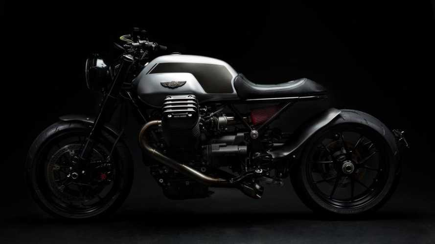 The GT MotoCycles GTM-01 Cranks Moto Guzzi Up To 11