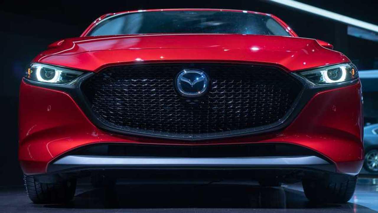 2019 Mazda3 - Los Angeles Otomobil Fuarı