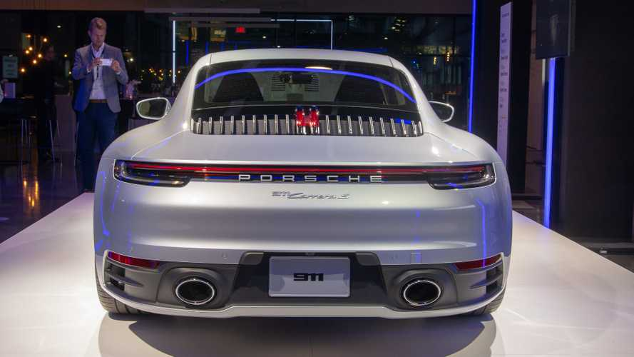 2019 Porsche 911 Carrera S (Canlı Fotoğraflar)