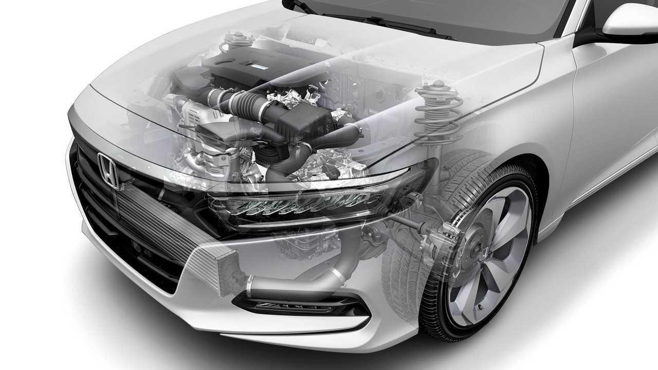 Motor 2.0 Turbo - Accord 2019