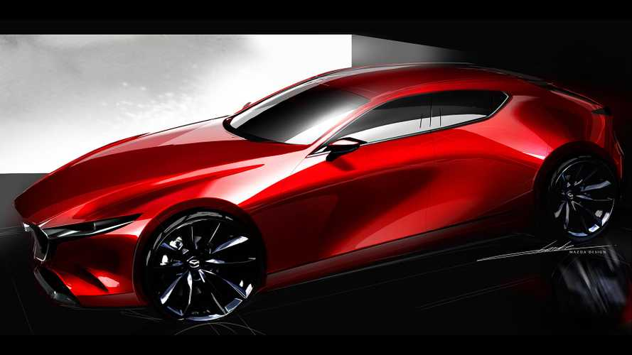 Mazda3 hot hatch and RX rotary sports car ruled out