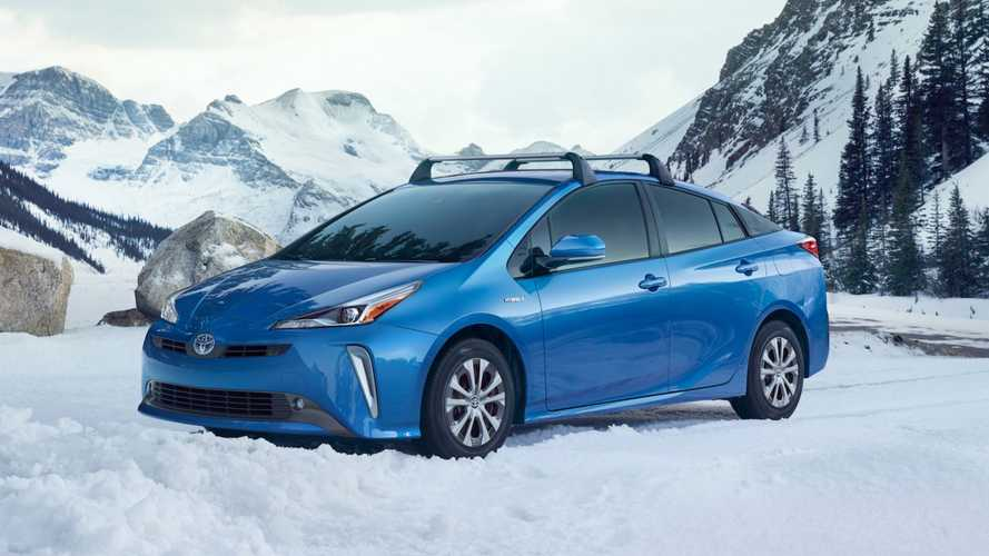 2019 Toyota Prius Gets AWD Upgrade, Subtle Styling Tweaks