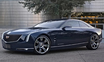 Elmiraj Concept Is Cadillac's Halo Car of the Future