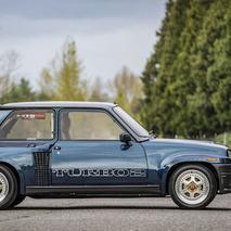 Handsome Renault R5 Turbo II Seeks Its Second Owner