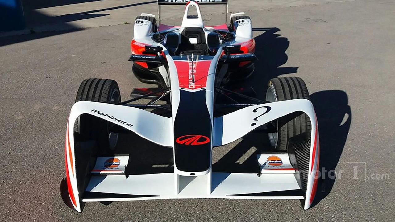 Mahindra Racing 2017 season car