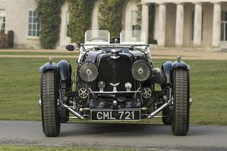 Rare 1935 Aston Martin Sells for $4.5 Million