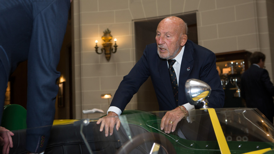 Quentin Willson pays tribute to the late Sir Stirling Moss