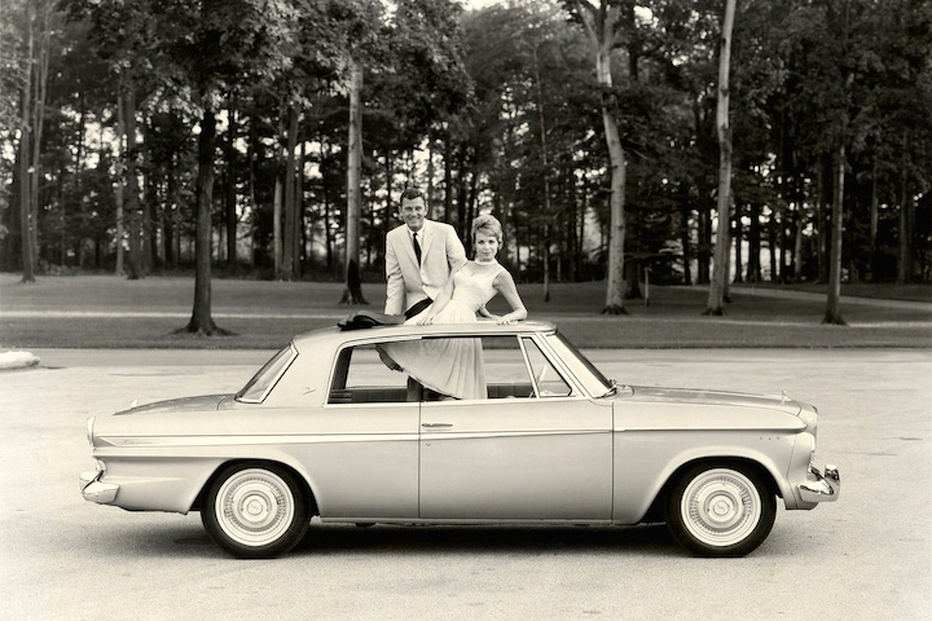 1963 Studebaker Lark Daytona: Late in Life, But Early in the Game
