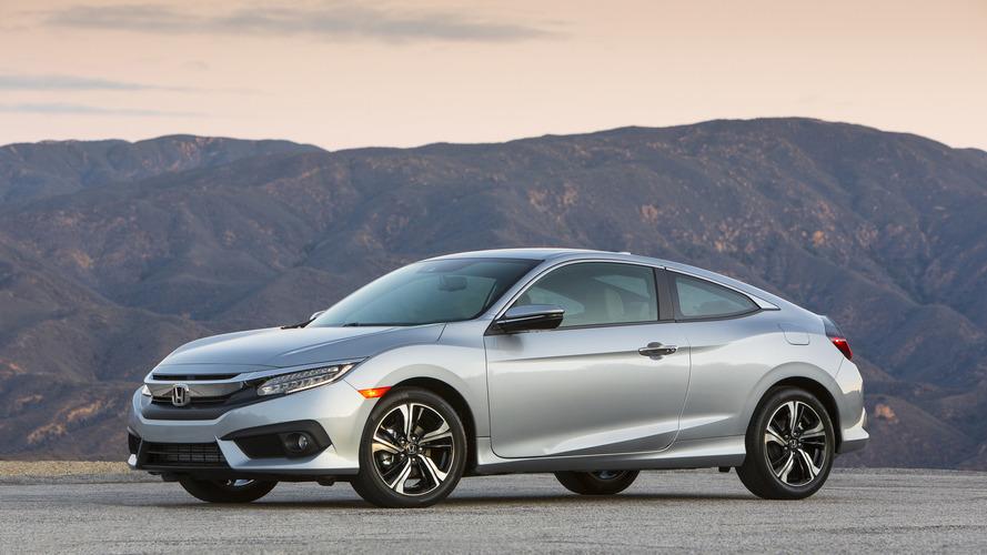Review 2016 Honda Civic Lx Coupe