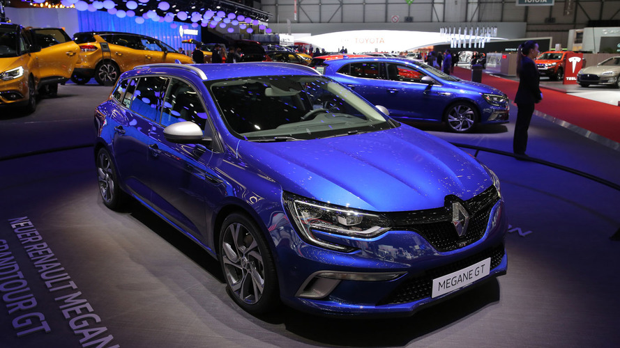 Renault brings stylish and practical Megane to Geneva