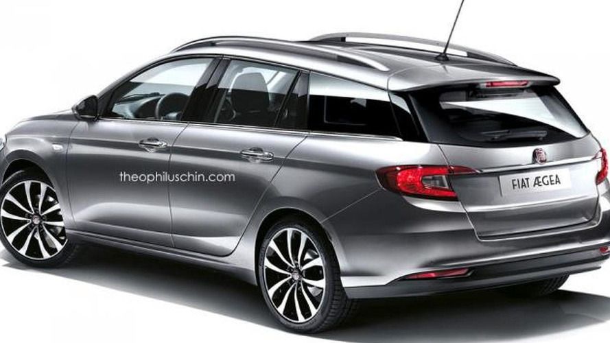 Fiat boss declares Aegea hatchback and wagon will be like Ikea