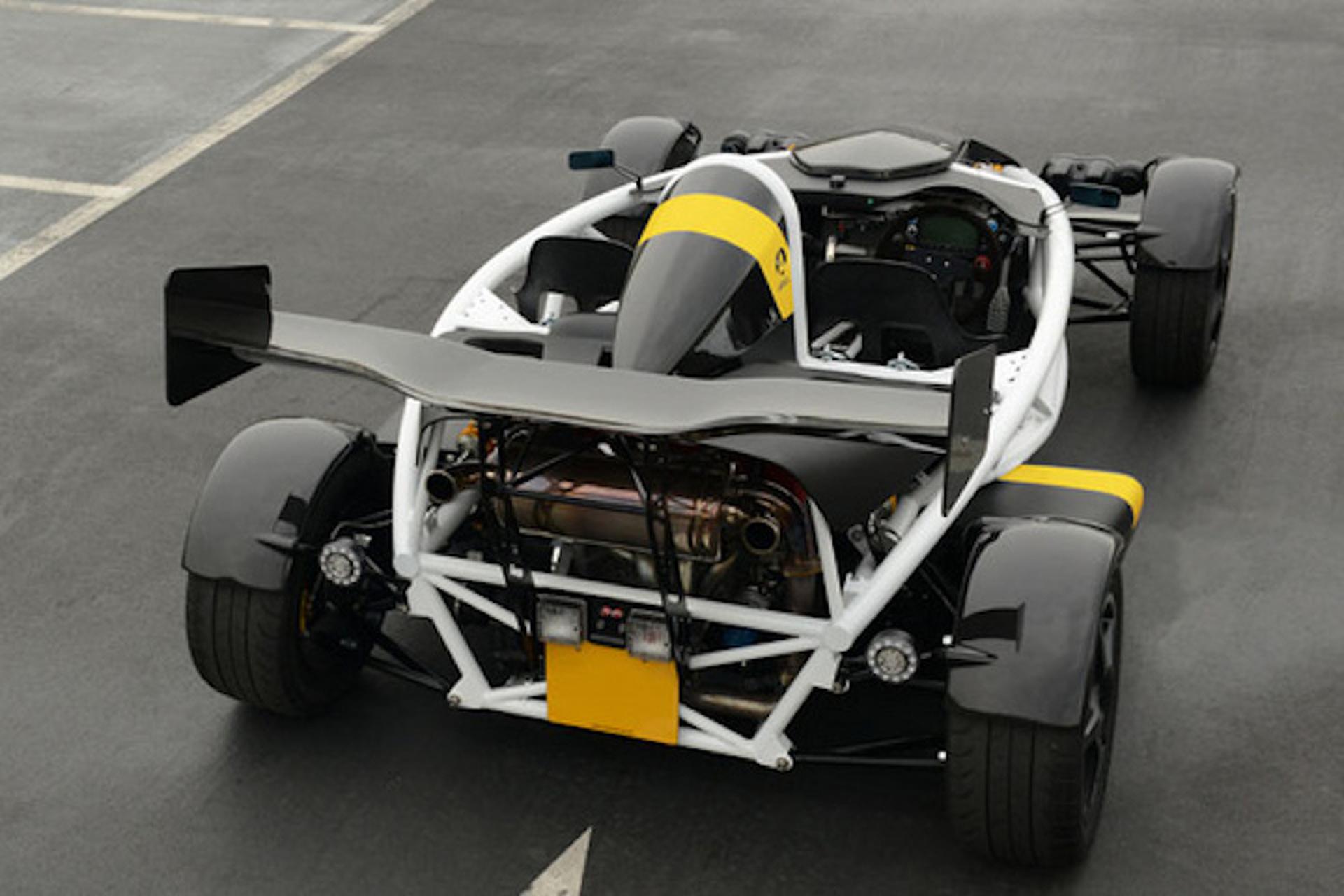 Ariel Atom 3 5r Debuts With Minimalist Looks Supercar