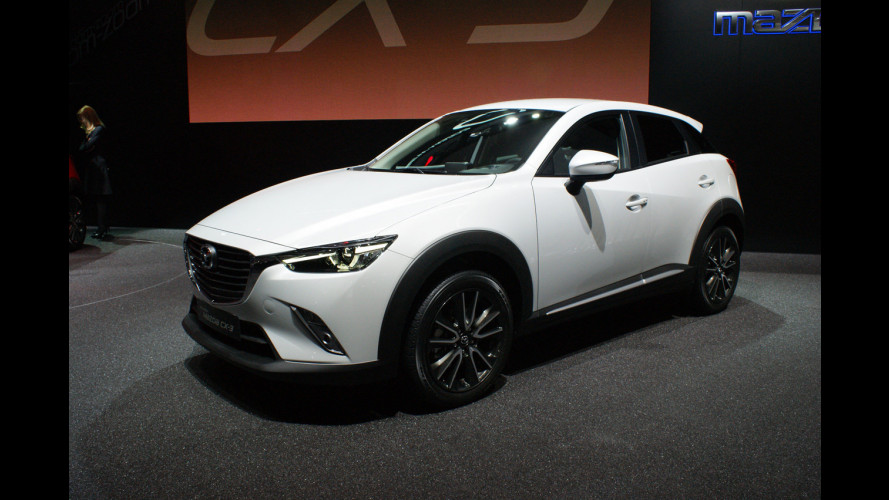 Mazda CX-3, tanta voglia di premium