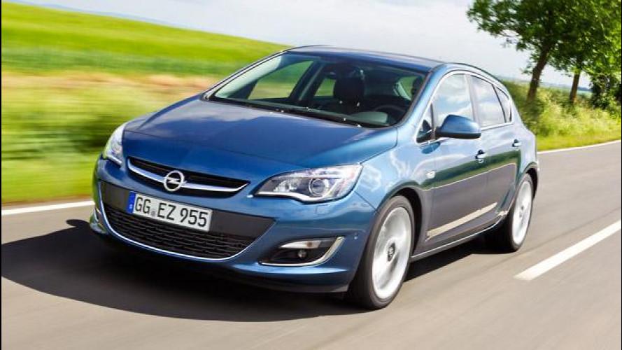 Opel Astra 1.6 CDTI 136 CV