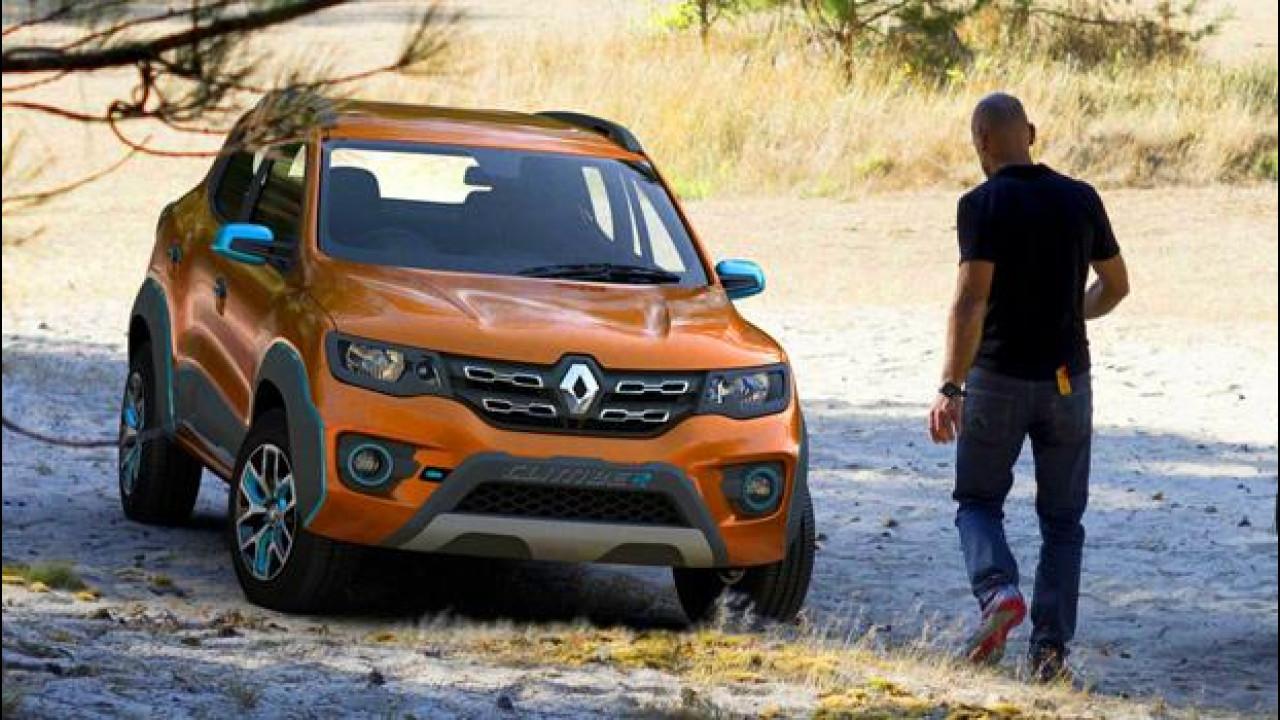 [Copertina] - Renault Kwid si fa più sportiva con le show car Climber e Racer