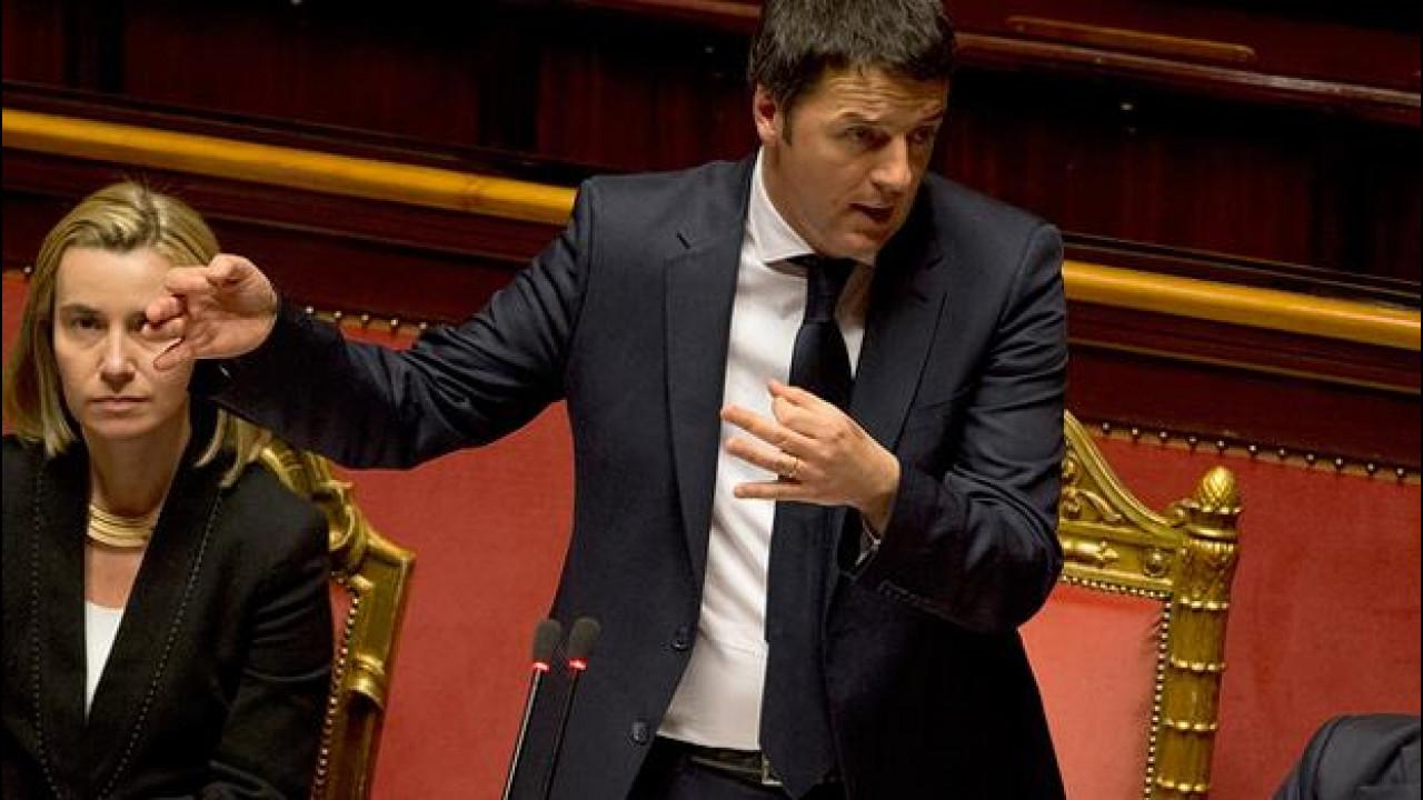 [Copertina] - Renzi pronto a introdurre il reato di omicidio stradale
