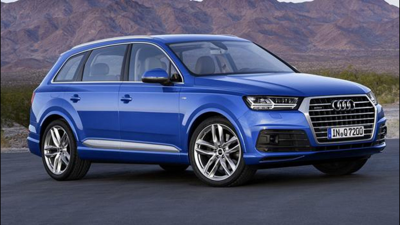 [Copertina] - Auto premium, ad aprile Audi ha sorpassato BMW e Mercedes