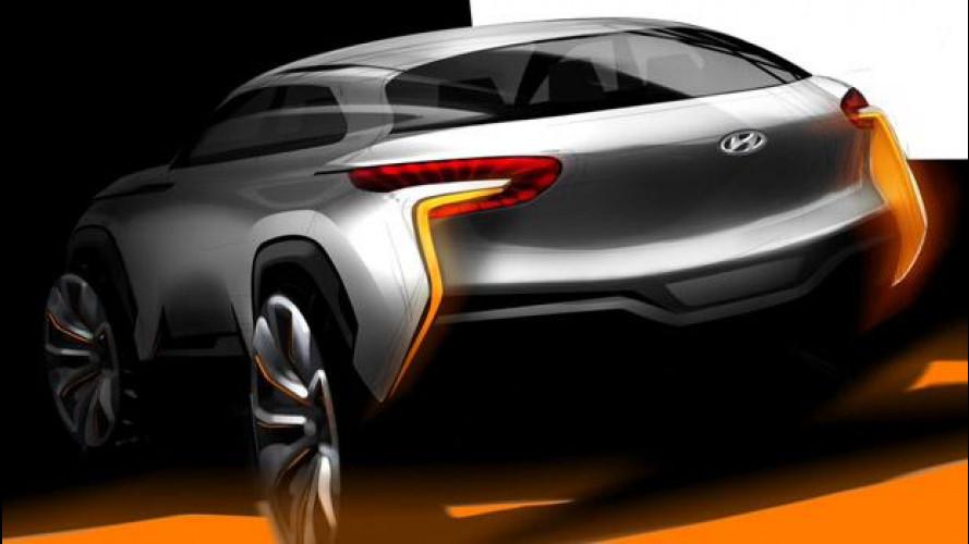 Hyundai Intrado, SUV concept per Ginevra