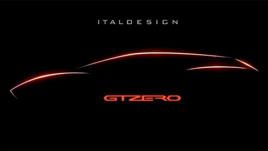 Italdesign GTZero, la concept per Ginevra