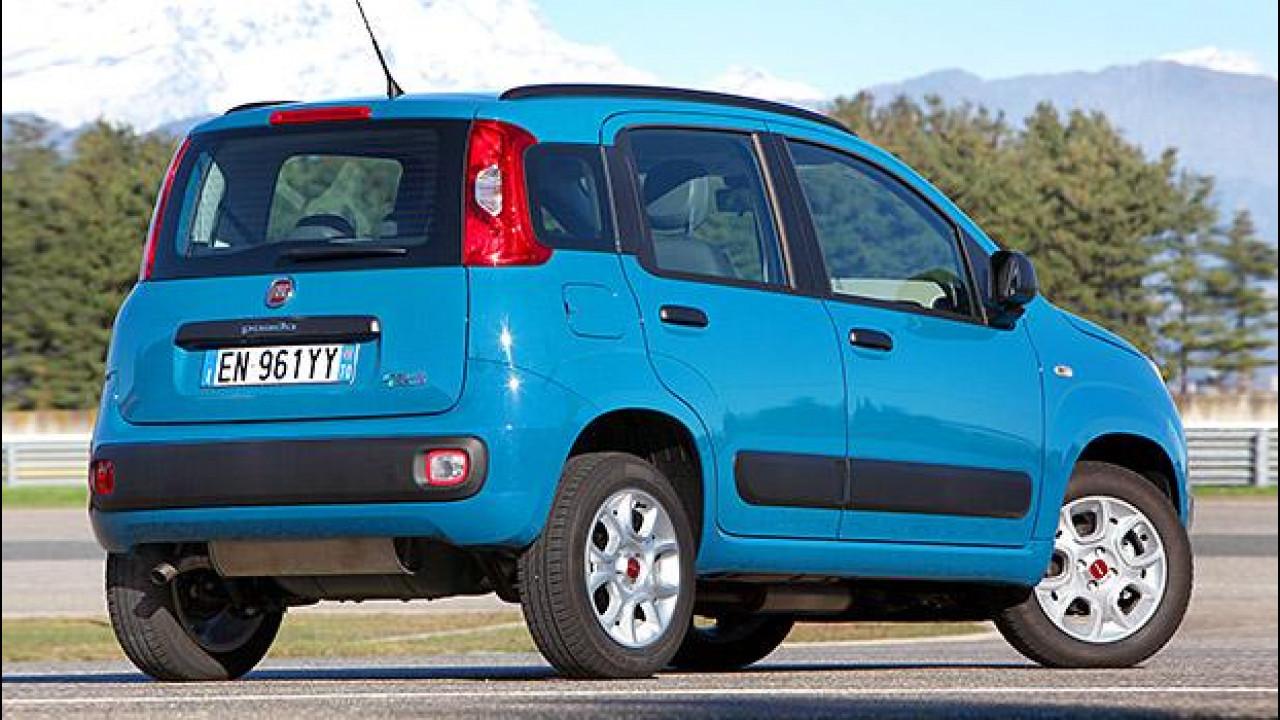 [Copertina] - Fiat Panda, tutte in promozione a 9.950 euro