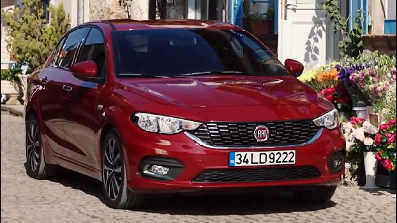 [Copertina] - Fiat Tipo, in Turchia è già in televisione [VIDEO]
