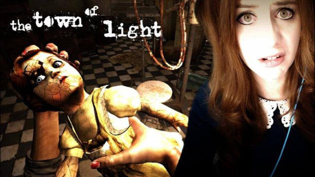 [Copertina] - The Town of Light, thriller psicologico all'italiana [VIDEO]