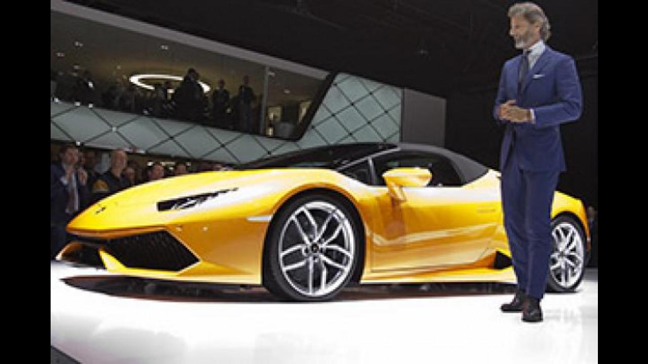 [Copertina] - Lamborghini: Domenicali pronto a prendere il posto di Winkelmann