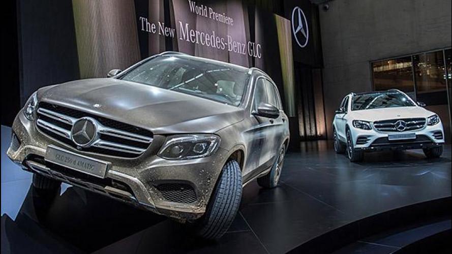 Mercedes GLC, le nostre impressioni a caldo