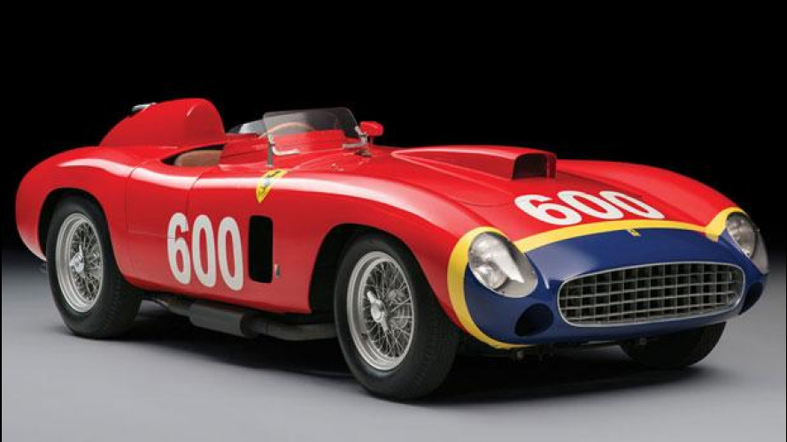 Ferrari 290 MM, 28 milioni per quella di Fangio