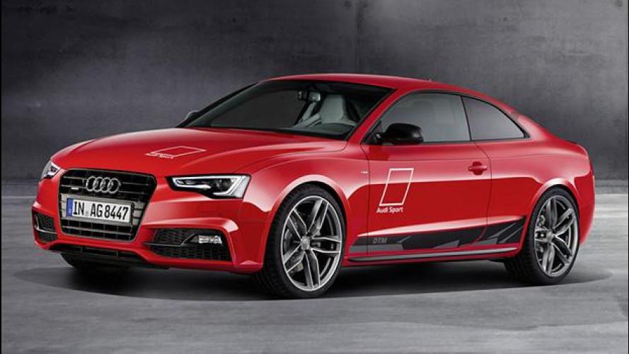Audi A5 DTM selection, solo 50 unità dedicate ai fan