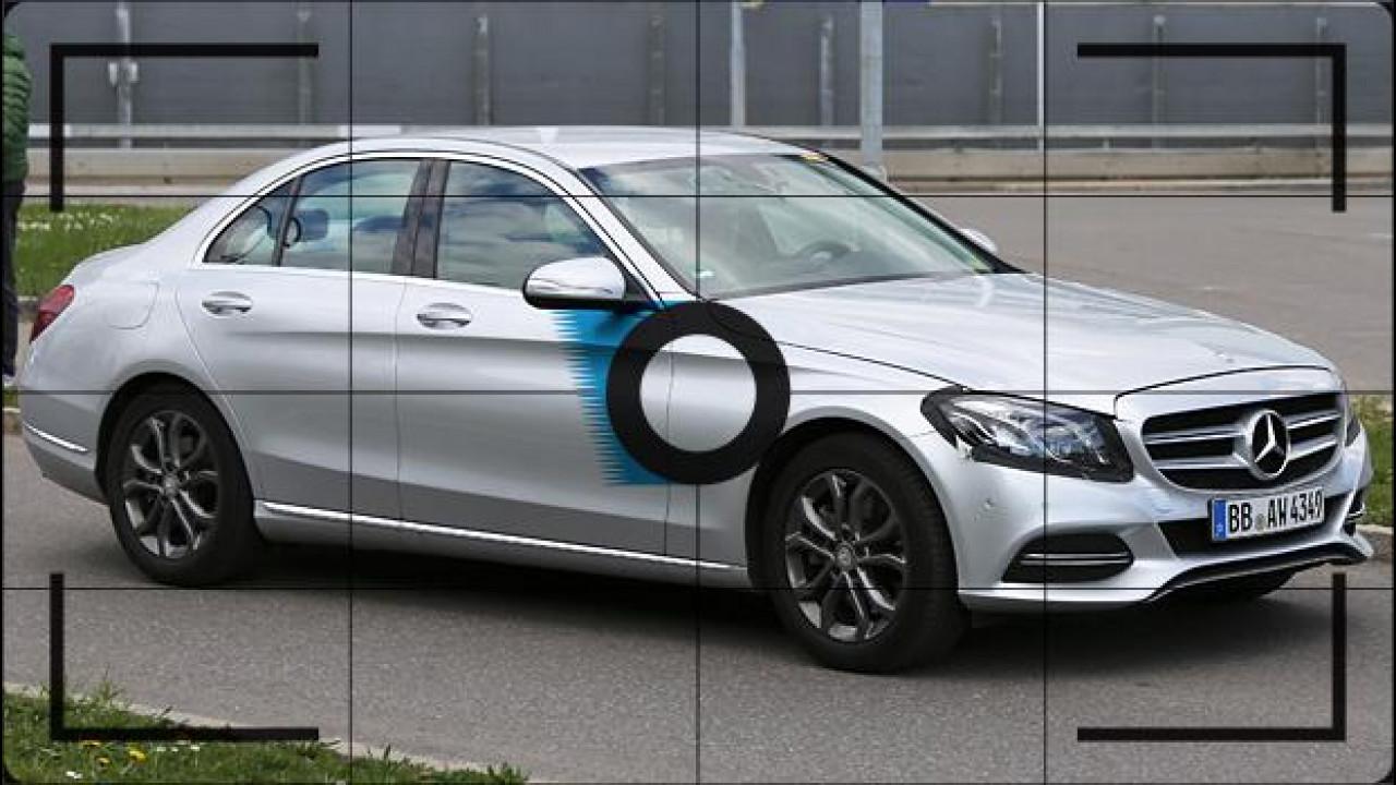 [Copertina] - Mercedes Classe C restyling, nuovi fari in arrivo