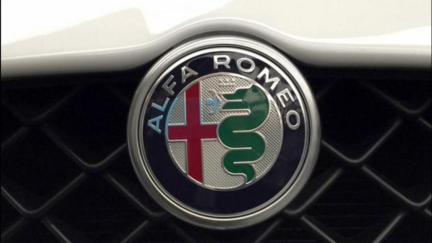 Alfa Romeo, il nuovo logo nel segno della tradizione