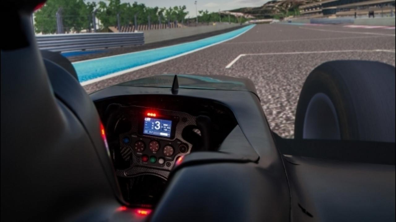 [Copertina] - Virtual driving, non chiamatelo videogioco