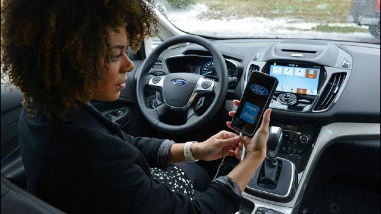 [Copertina] - Ford si allea con Amazon per comandare auto e casa insieme [VIDEO]
