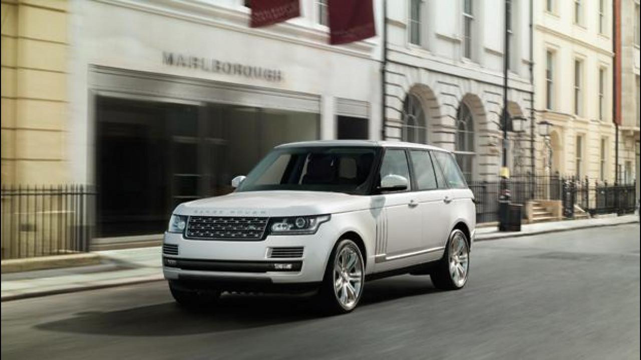 [Copertina] - Range Rover a passo lungo